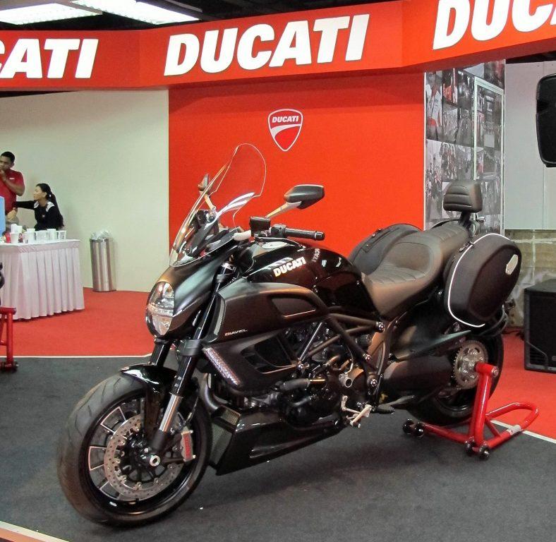 Ducati Diavel Strada GP Edition