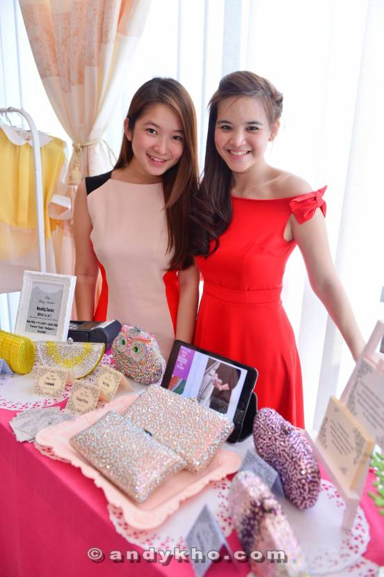 The girls from Bag Atelier