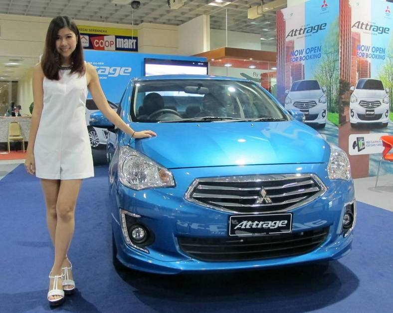 Apparently this new Mitsubishi will officially launch in Malaysia before the end of the year.