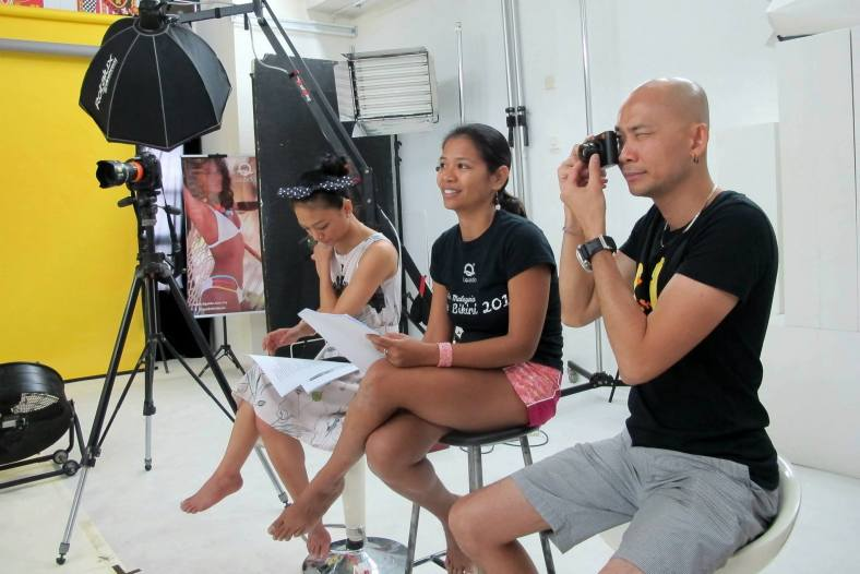 On the panel were Malaysian songstress Atilia, Liquido Malaysia founder Nadia, and celebrity photographer Andy Kho