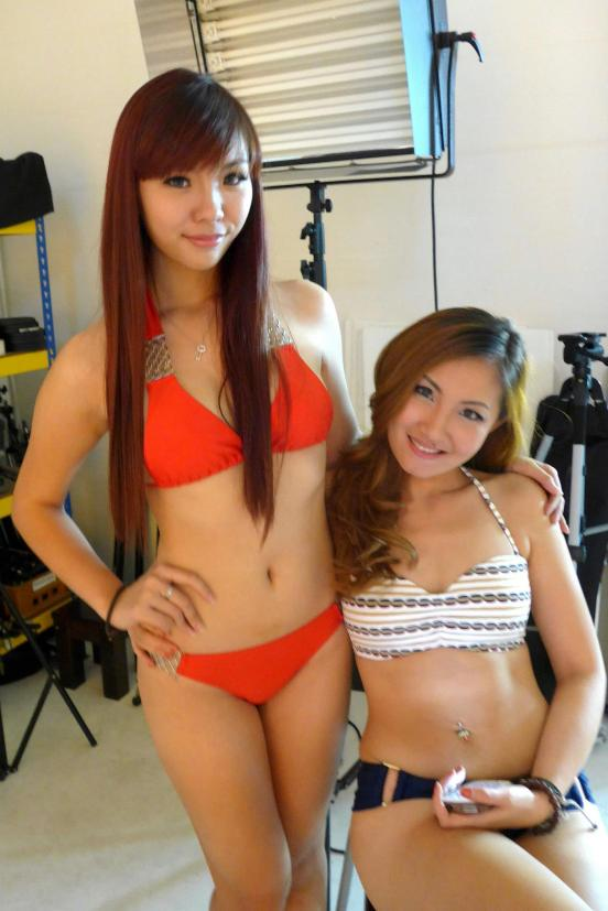 Liquido Malaysia Miss Bikini 2013 Auditions Session 2
