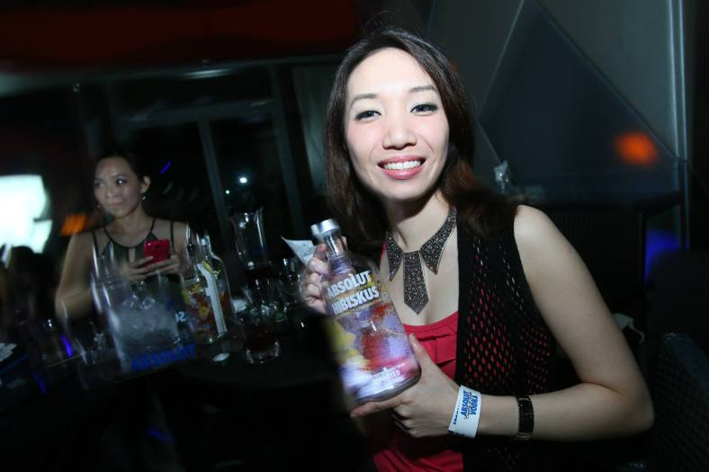 MHB's Naomi Tham was there. I went over to Sepang for another event that night.
