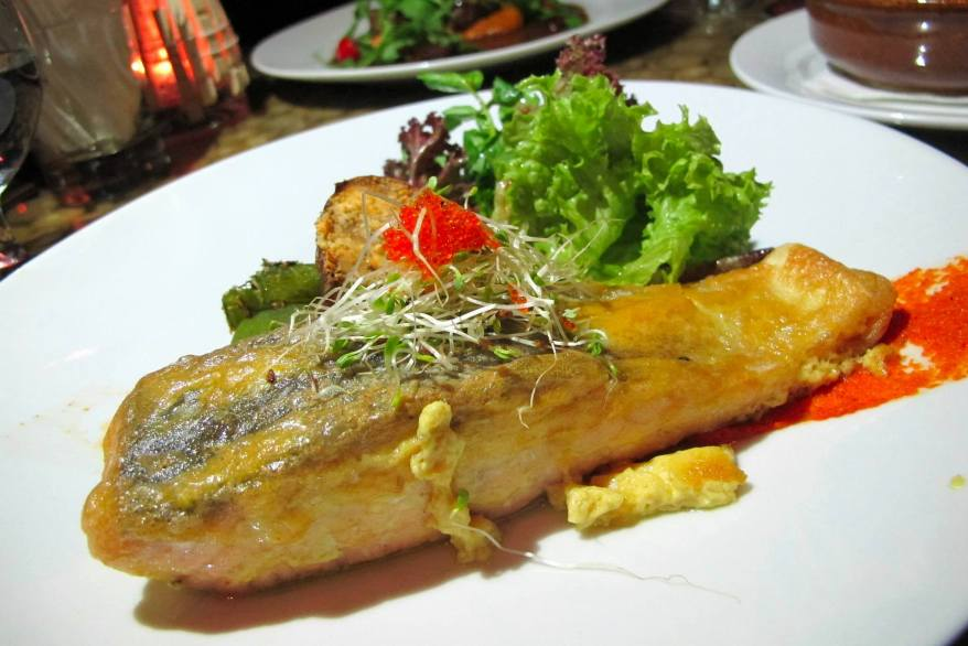 Signature Grilled Salmon - RM48.00 -