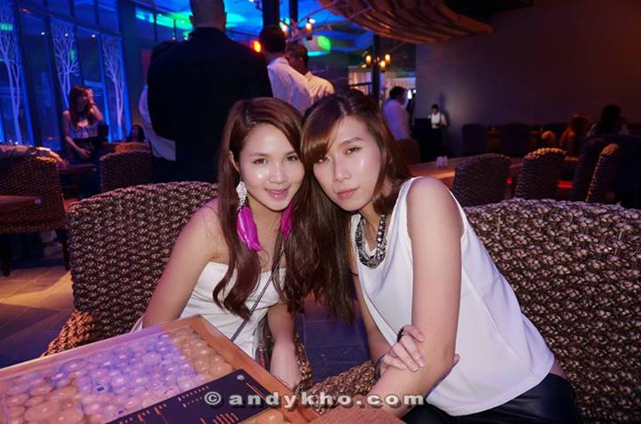 MHB's Povy Teng with her friend