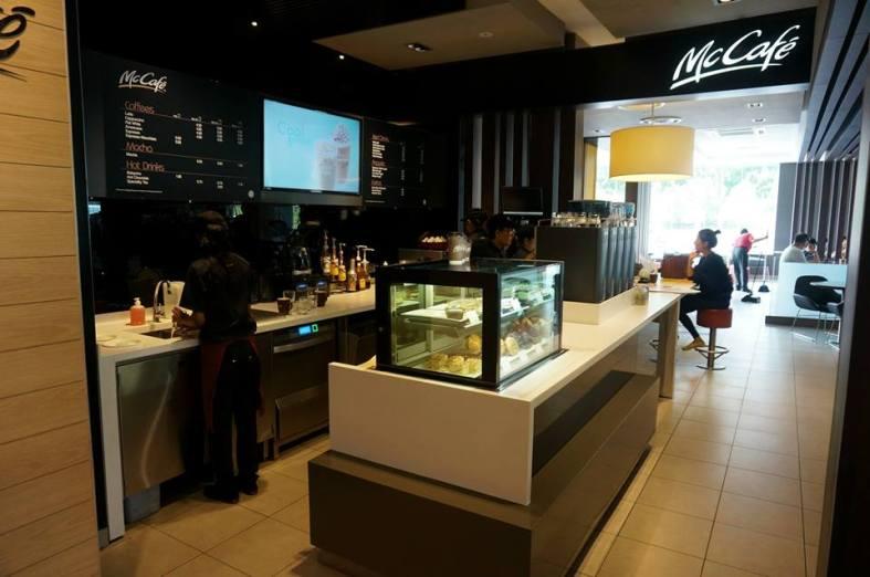 McDonald's threw a little bloggers get together to try their McCafe at McDonald's Kota Damansara