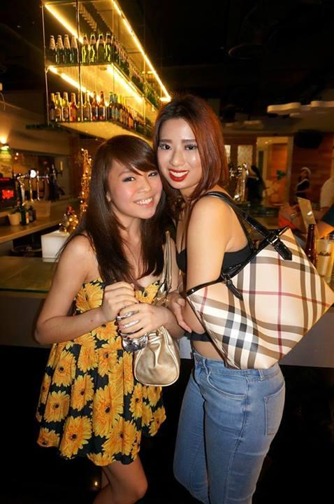 MHB's Ashley Mah with Estelle