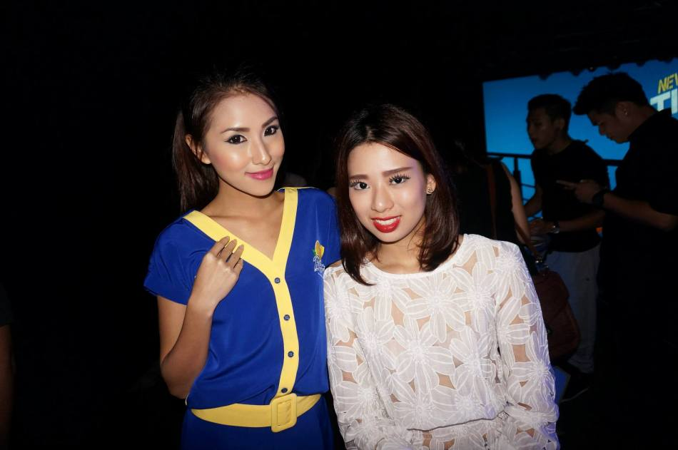 The popular Sonia Ng with Estelle
