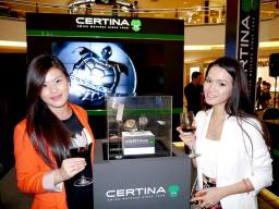 Certina DS Launch