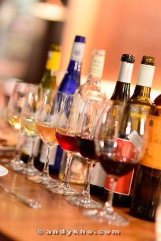 Wine Talk Dinner/ Wine tasting