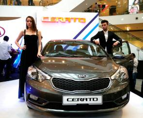 Kia Cerato Launch