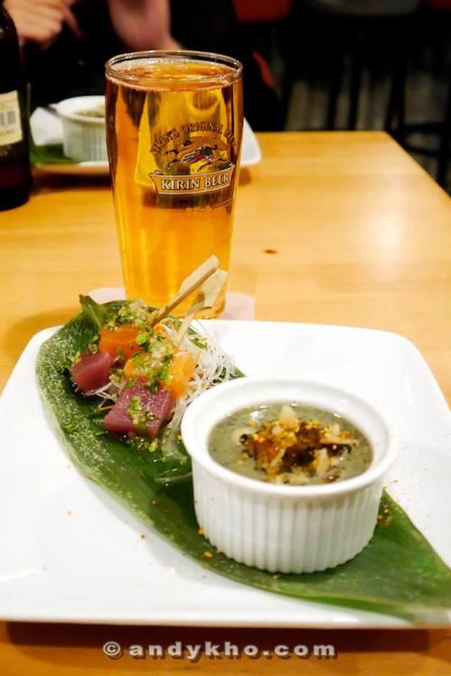 Kirin Beer Food Pairing