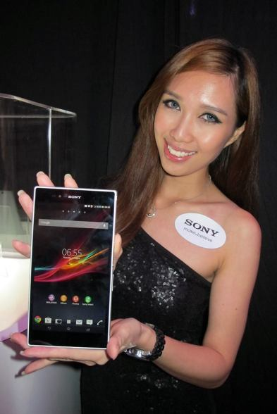 Sony Mobile Xperia Z Ultra Launch