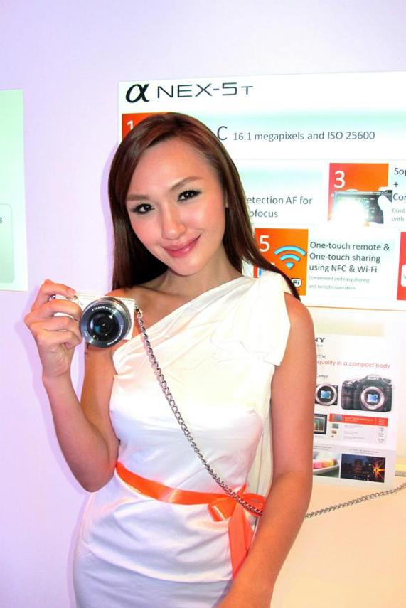 Sony NEX 5T Launch