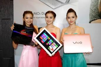 Sony Vaio Duo Launch