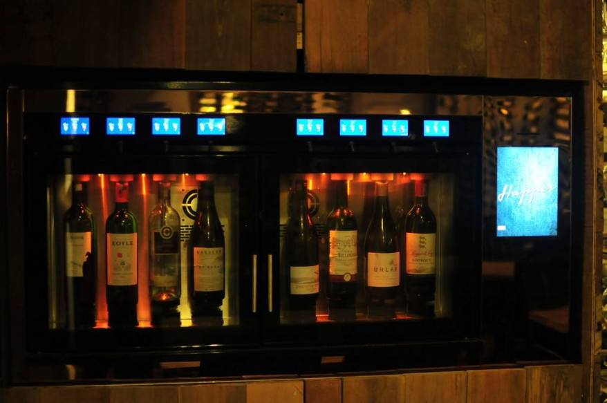 Look out for this wine dispenser system which uses a pre-loaded card which stores your credit to be operational in the months to come. With this device, you can drink up to eight (8) different wines instead of opening a bottle.