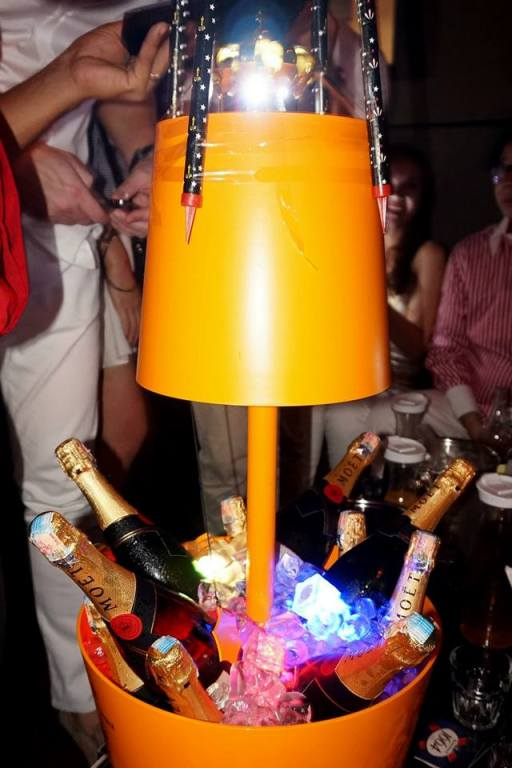 NYE is definitely cause for celebration and of course there must be lots of bubbly!