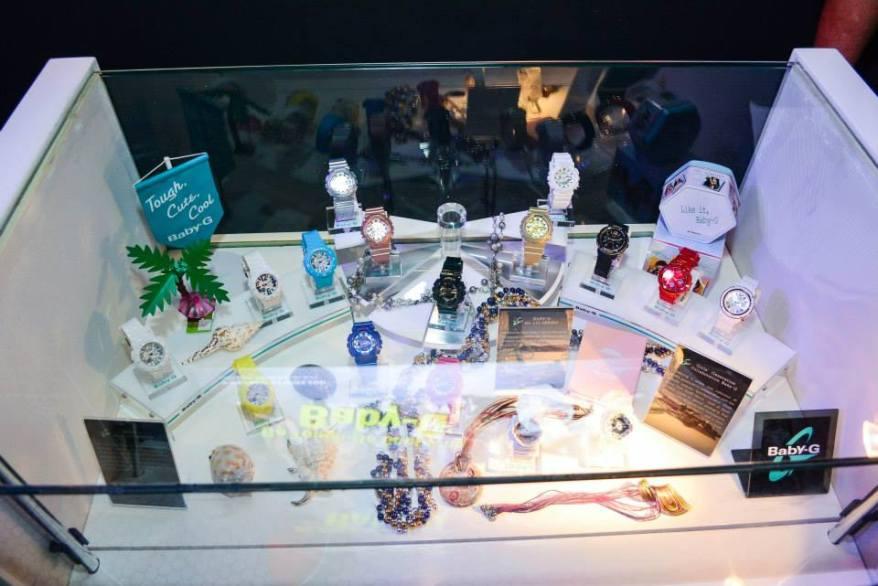 The Casio G-Shock Baby G - Girls' Generation range is very popular these days