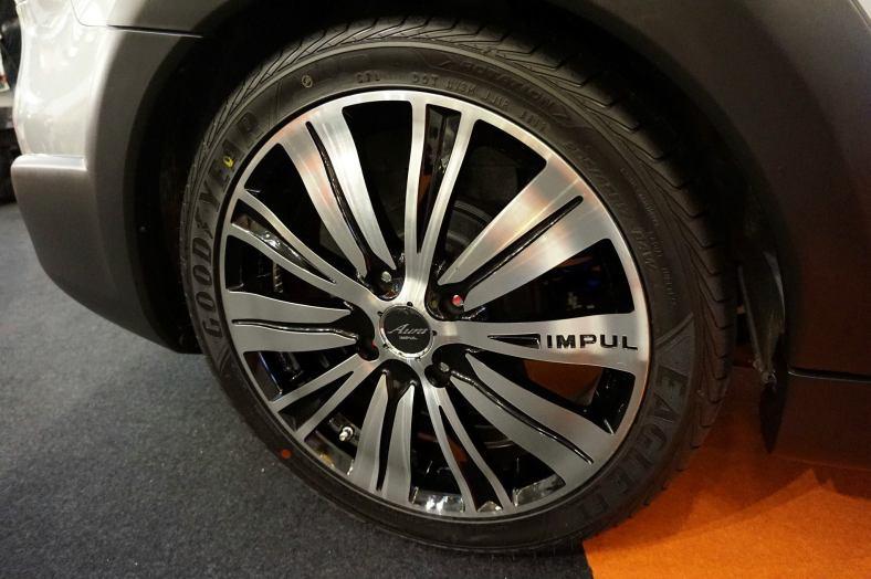 """17"""" IMPUL AURA SX-20 Alloy Wheels"""
