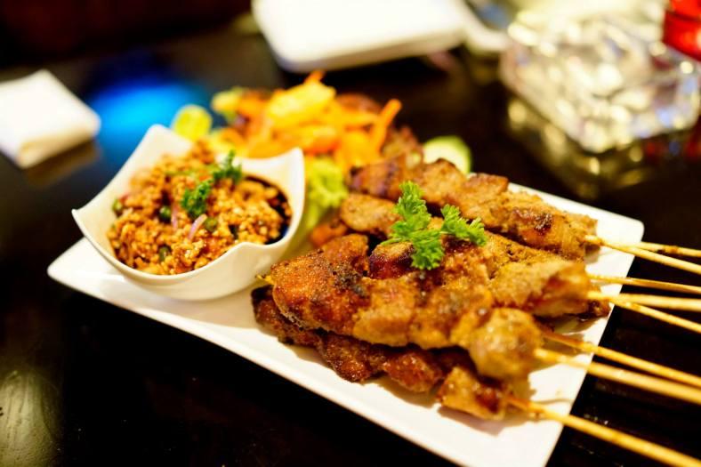 Food review d legends bar ttdi for Food bar 788