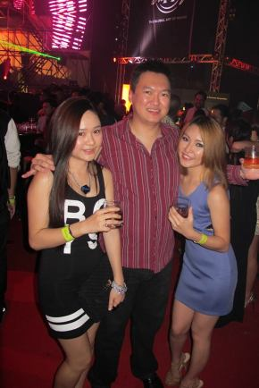 With Wendy and Aries