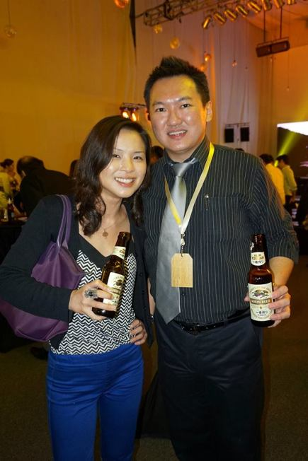 Another pic with Jia Li who was my date for the night