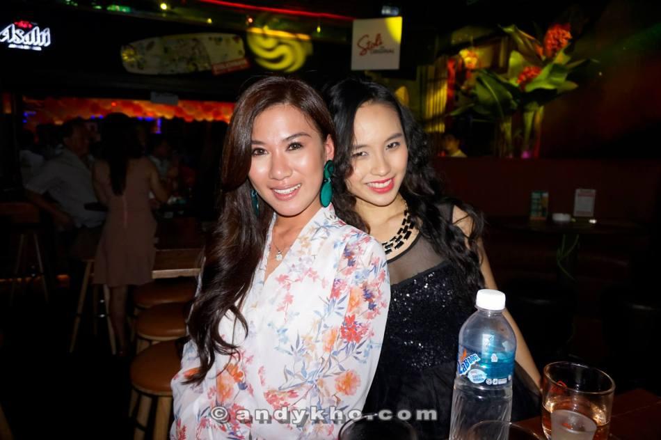 Miss World Malaysia 2013 Lee Yvonne with Jasmine