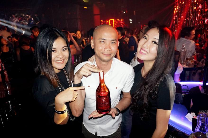 Mynn Lee, Andy Kho and Ayana