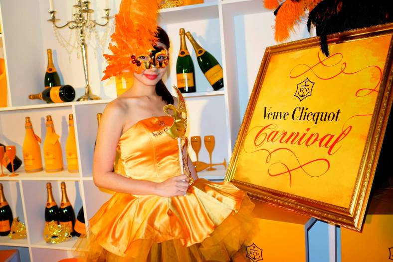 Veuve Clicquot Carnival At Signature The Roof Timchew Net