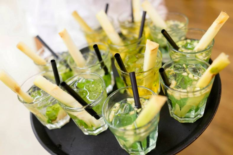 Or you can order some of CRH's signature flavoured mojitos!