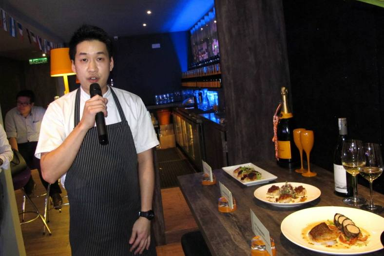 Heading the kitchens of The Point is Chef Bryan Tan, who has formerly worked as a chef in Melbourne and in some of KL's top restaurants