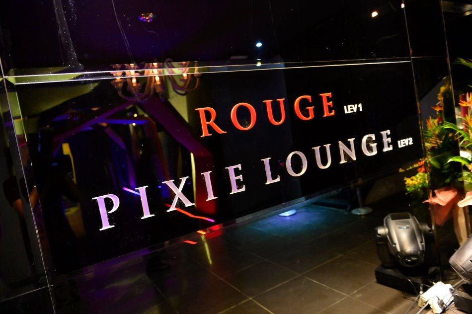 Choose to enjoy your night with a view from the top in the Pixie Lounge overlooking the main club space aka Rouge on the ground floor or be nearer to the action by partying in Rouge itself