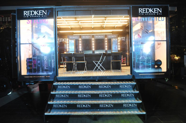 Look out for the Redken truck at selected locations in the Klang Valley in August 2014