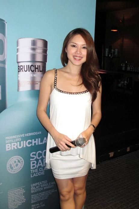 The MC of the event was none other than the pretty Julie Woon