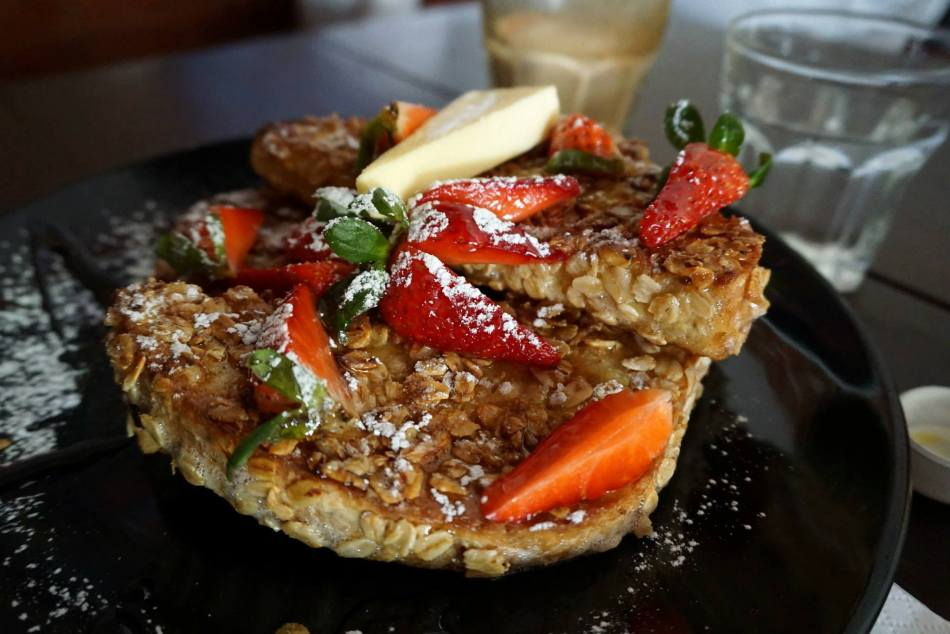 Artisan Roast's twist on French Toast