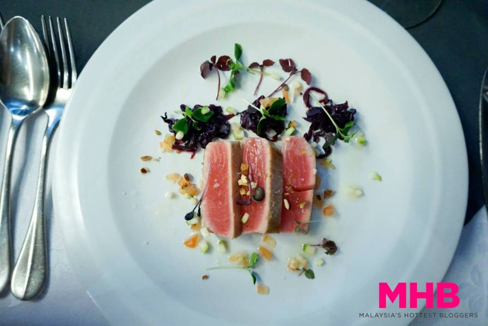 Tuna Maguro Salad