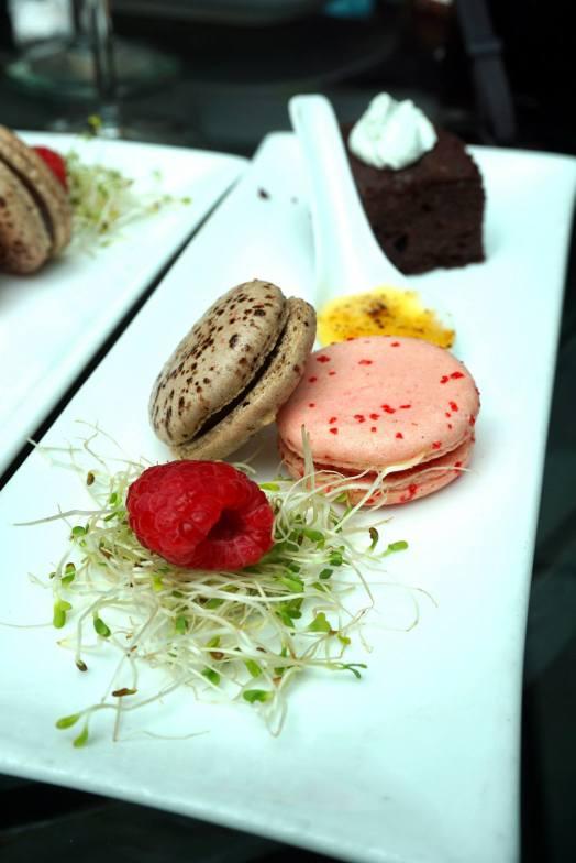 The sweet/ dessert platter