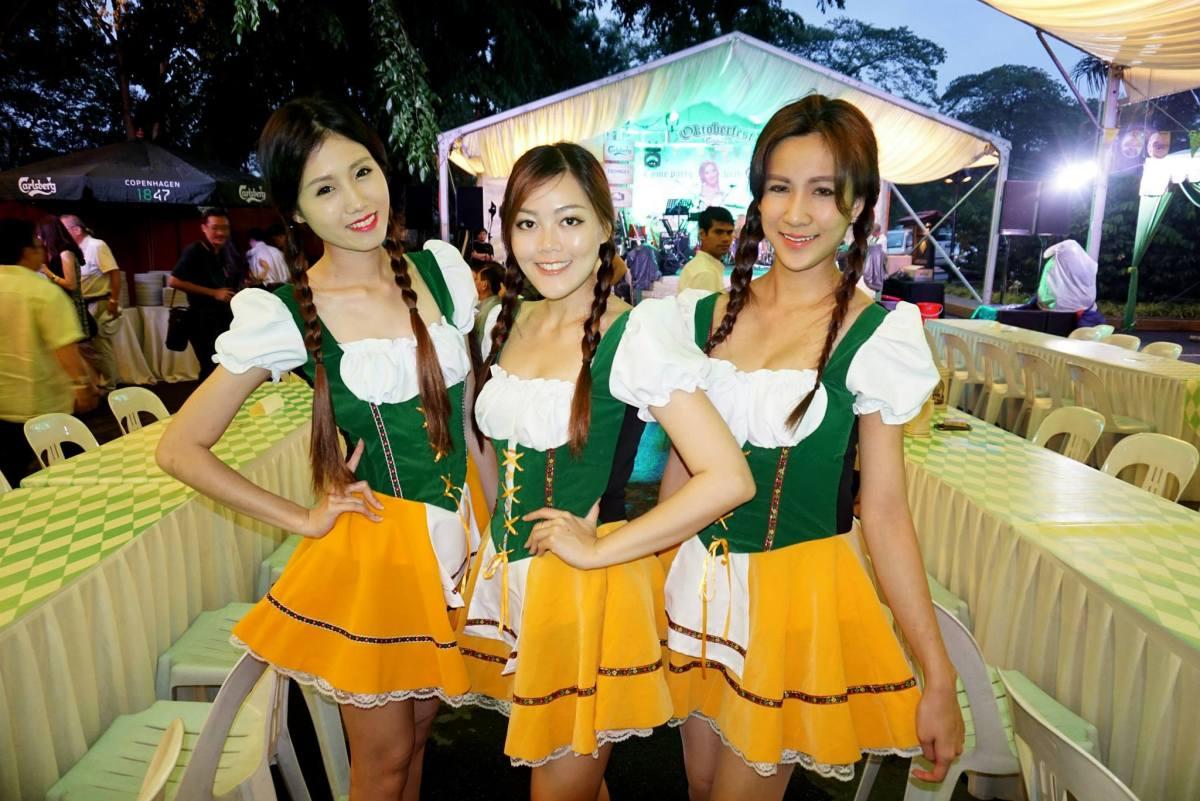 Carlsberg Malaysia S Oktoberfest 2014 Launch Timchew Net