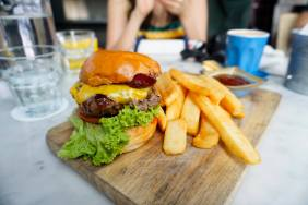 Jibby's Ultimate Burger - RM35.00++