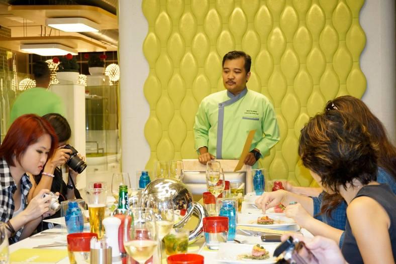 Executive Sous Chef Rozaiman