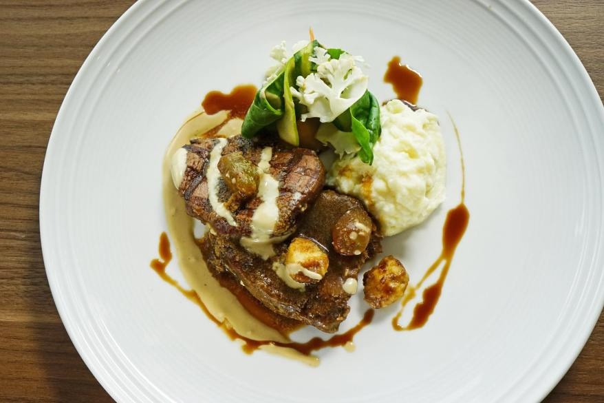 Chargrilled Wagyu Steak