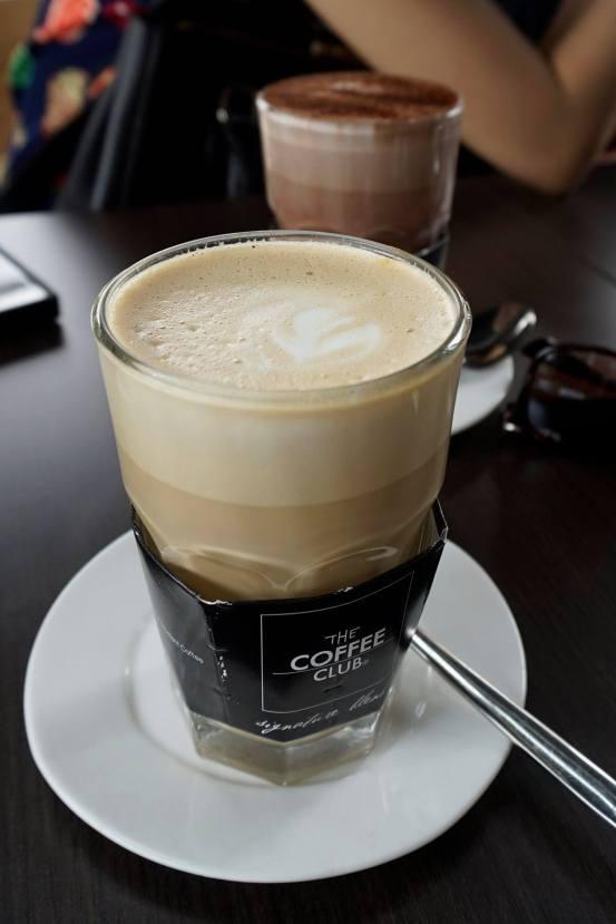 Long Latte - RM11.80++