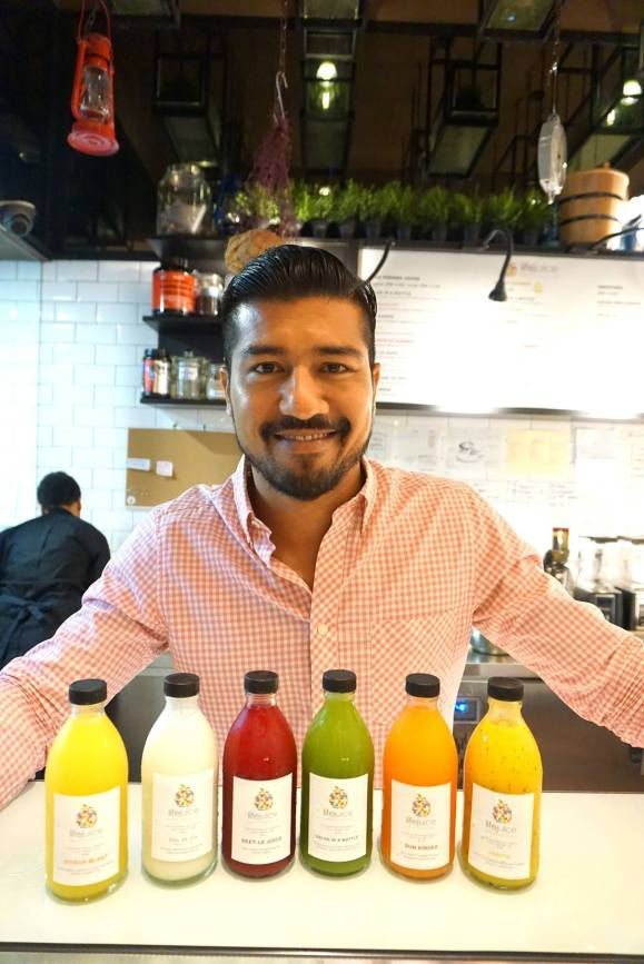 Roen - one of the people behind Lifejuice