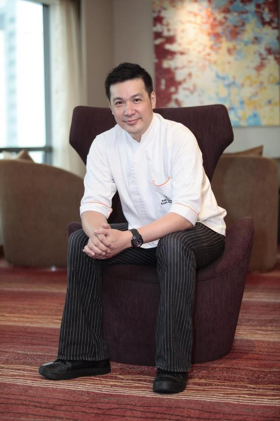Executive Sous Chef Kok Chee Kin of Dynastry Chinese Restaurant