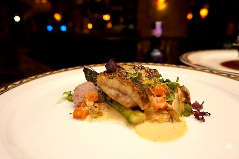 Stew Grouper Fish