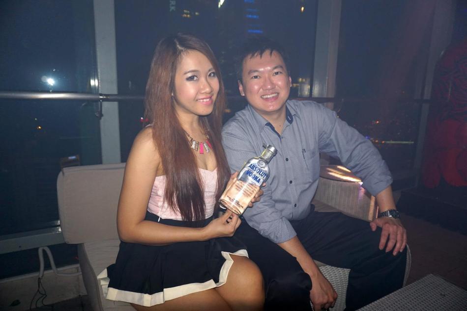 With MHB's Jenny Ma