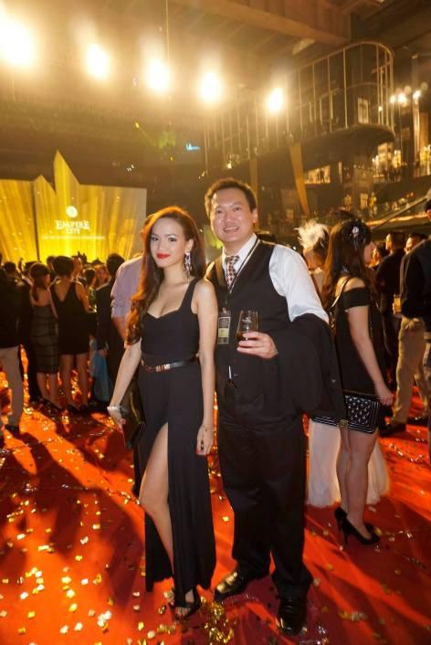 With MHB's Stephanie Lim