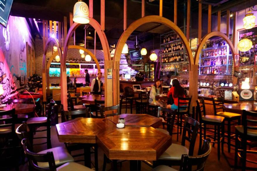Estilo Spanish Restaurant and Bar Publike Kuala Lumpur