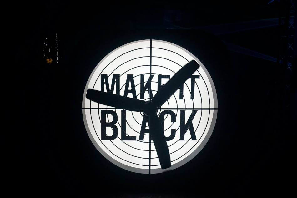 The event aimed to highlight to consumers the avant-garde and edgy realm of JOHNNIE WALKER® BLACK LABEL®
