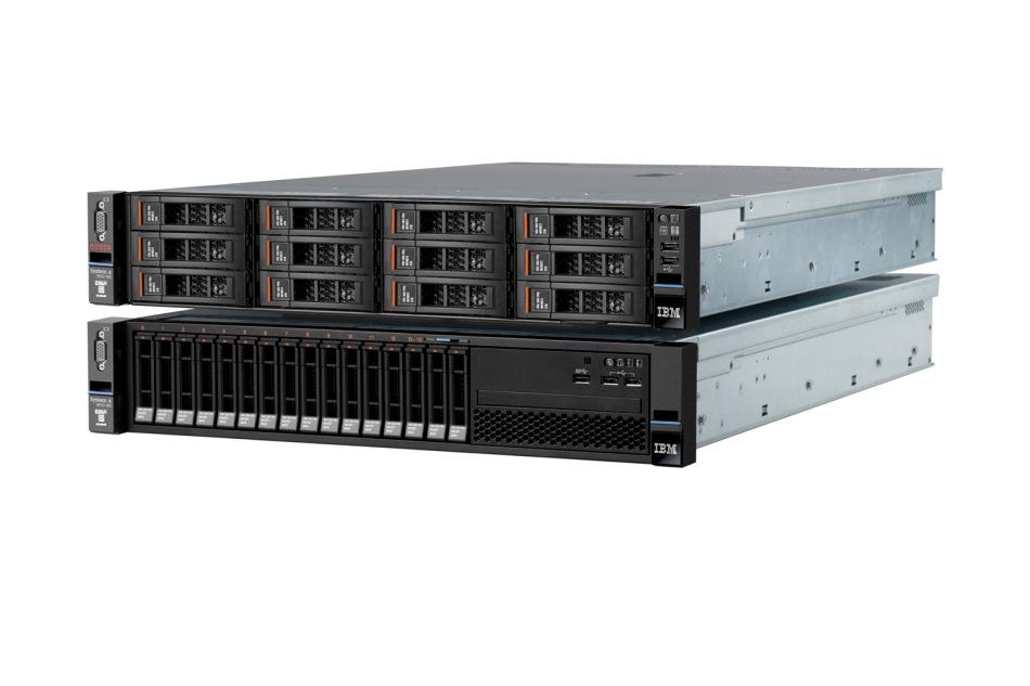 Lenovo System x M5 Server: