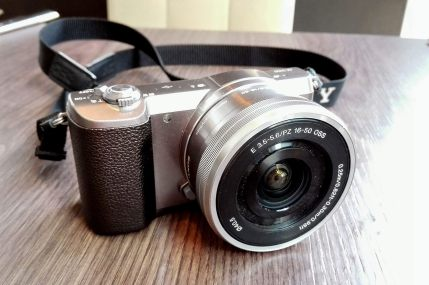 Sony Alpha 5100 brown
